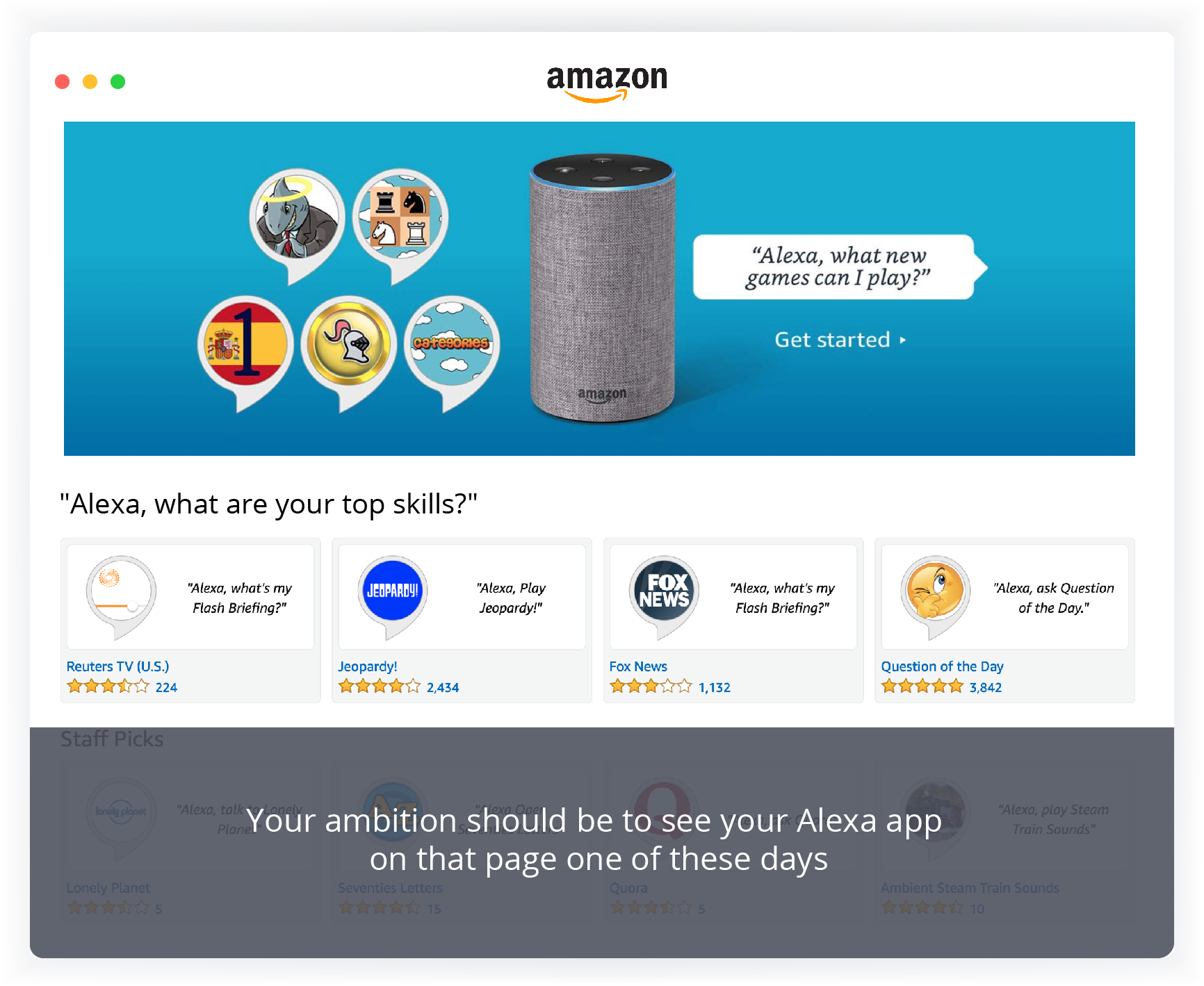 how to build an alexa skill