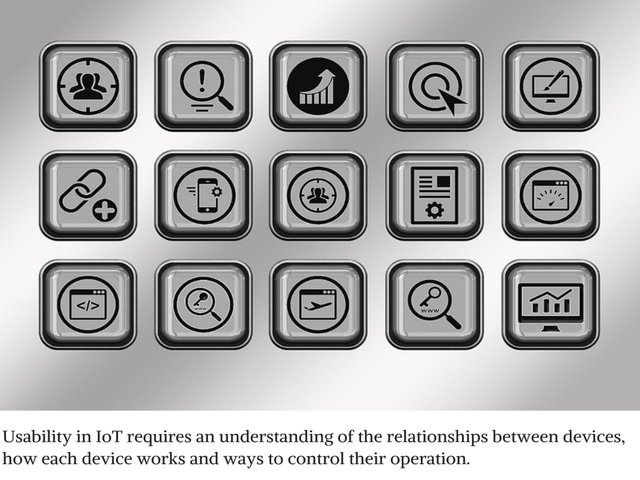 usability in IoT
