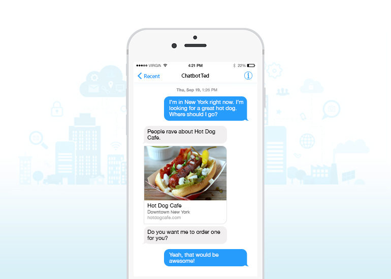 how to design a chatbot