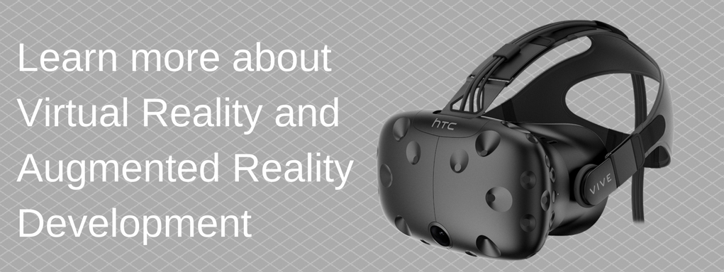 VR and AR development at Onix