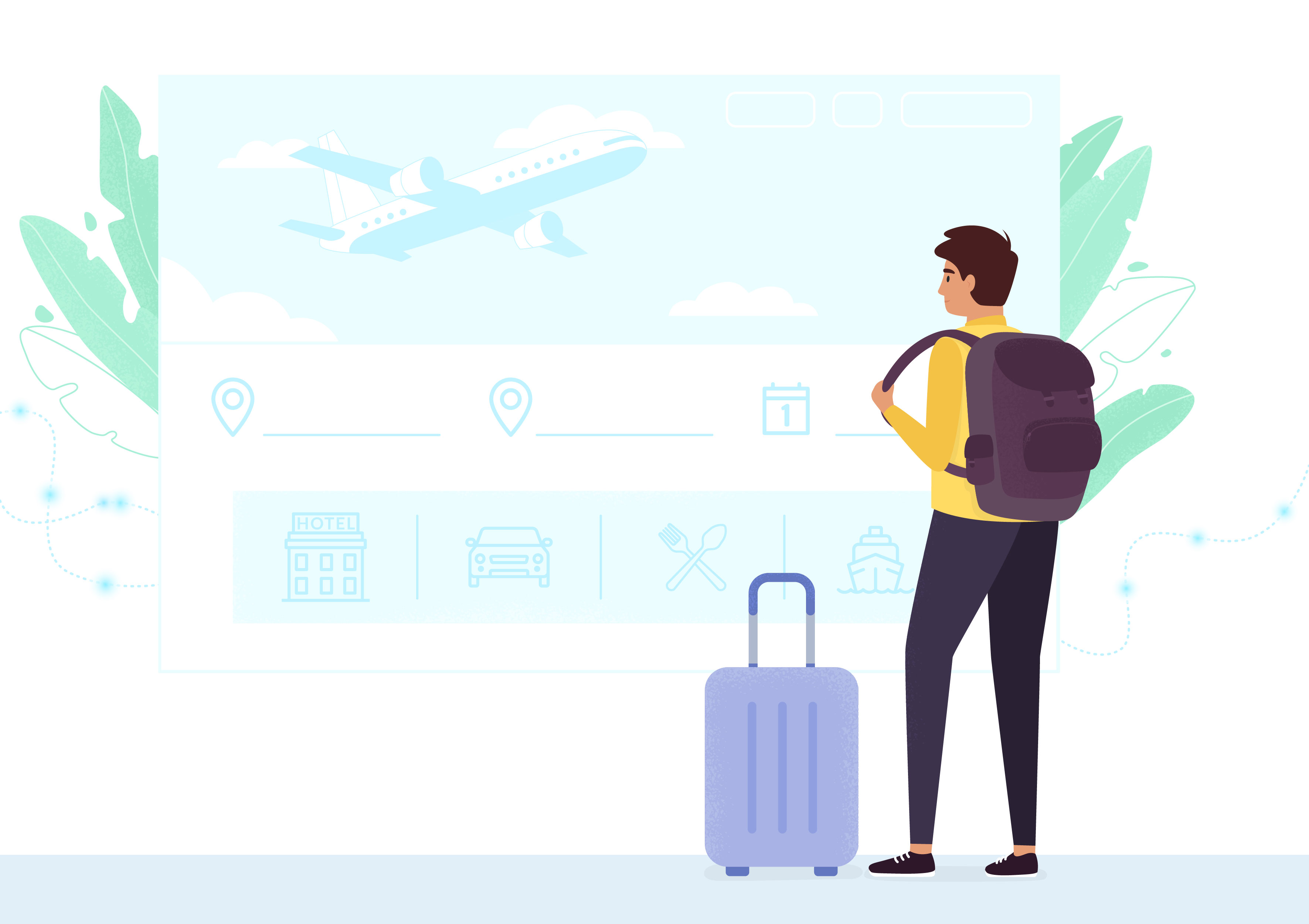 An Overview of Travel Booking APIs for Travel and Tourism